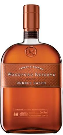 Woodford Reserve Bourbon Double Oak